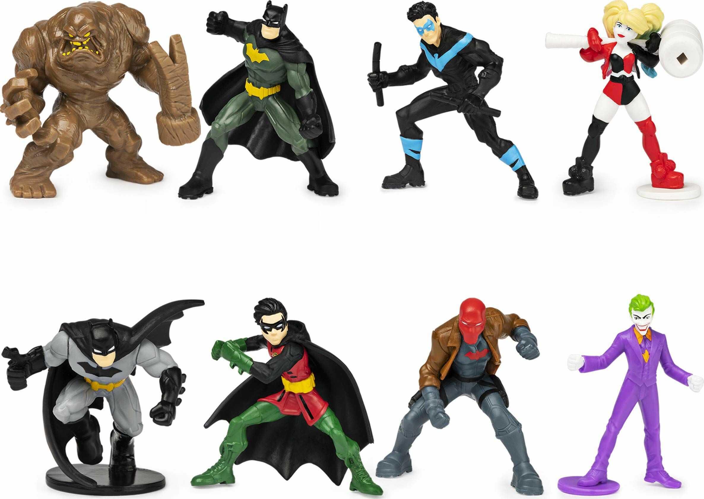 Batman figurki 2-calowe