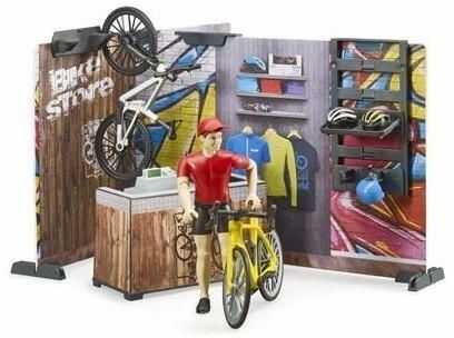 Sklep rowerowy z figurką ZAKŁADKA DO KSIĄŻEK GRATIS DO KAŻDEGO ZAMÓWIENIA