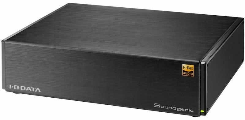 I-O Data Soundgenic HDL-RA4TB (dysk 4 TB HDD) Streamer/Serwer Sieciowy Audio +9 sklepów - przyjdź przetestuj lub zamów online+