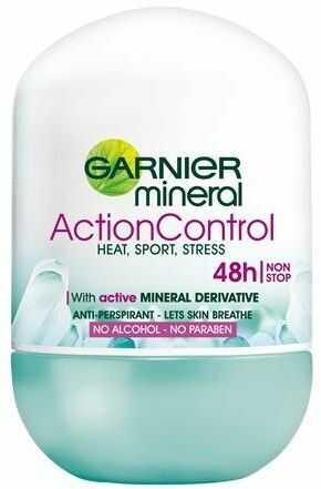 GARNIER_Mineral Action Control dezodorant antyperspirant Roll-On 50ml