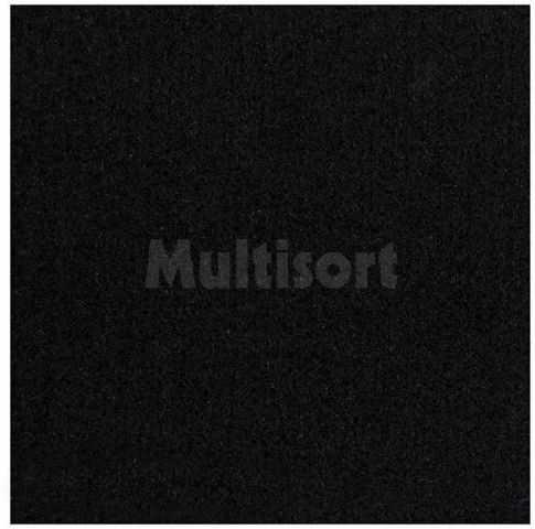Tkanina obiciowa 4CARMEDIA Wym:1500x700mm czarny D:3mm