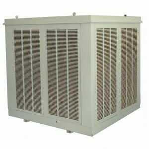 Klimatyzator ewaporacyjny Hitexa Royal HIT40-KD31E z dolnym wylotem powietrza
