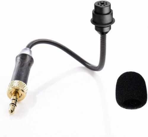 BOYA UM2 mikrofon wielokierunkowy na gęsiej szyi