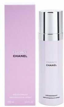Chanel Chance dezodorant w sprayu dla kobiet 100 ml