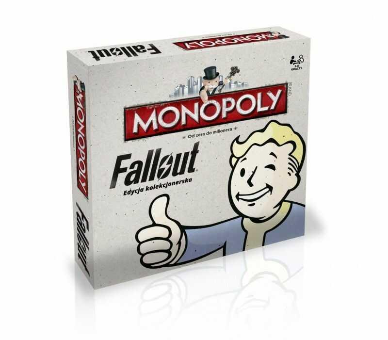 Gra Monopoly Fallout