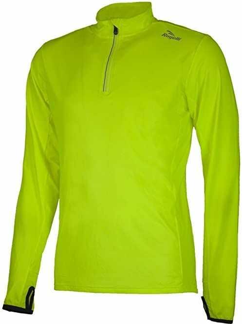 Rogelli Męska koszulka do biegania Campton 2.0, fluor, L
