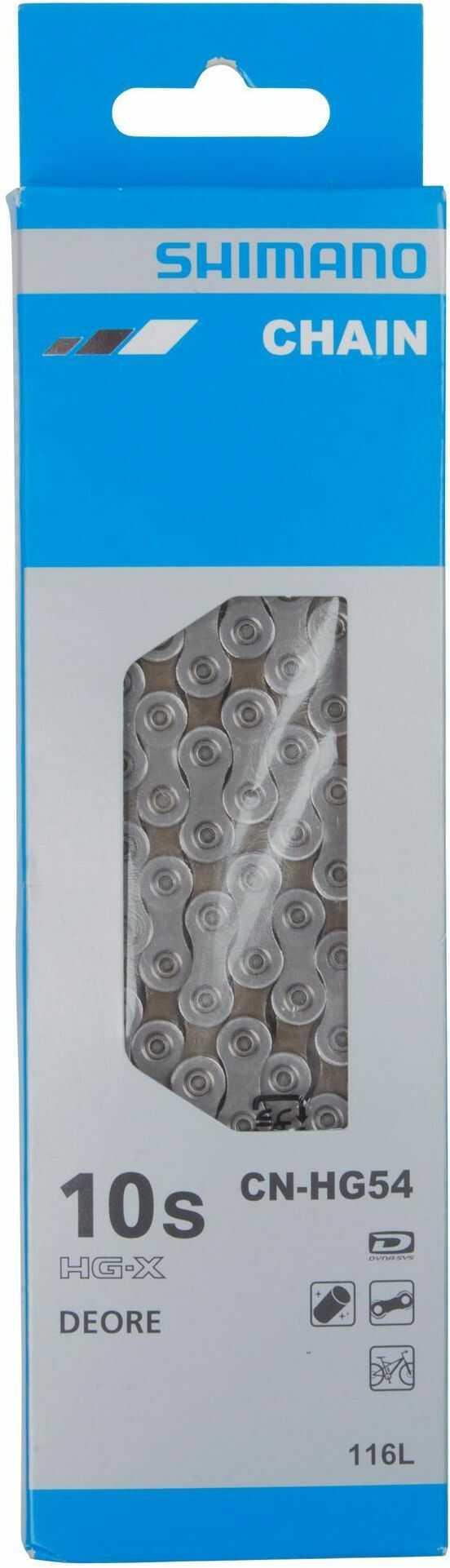 Łańcuch Rowerowy 10-Biegowy Hg54 Deore