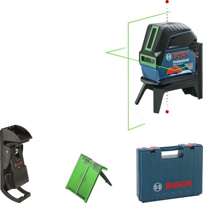 Laser wielofunkcyjny Bosch GCL 2-15 G