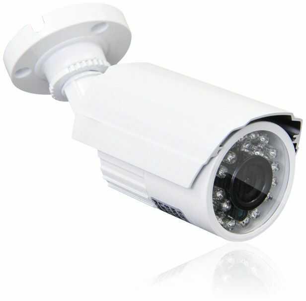 Kamera tubowa analogowa 1200TVL z ogniskową 3.6mm MZSAS2012A