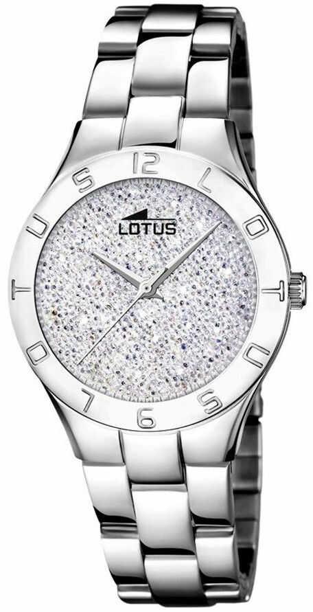 Zegarek Lotus L18568-1 - CENA DO NEGOCJACJI - DOSTAWA DHL GRATIS, KUPUJ BEZ RYZYKA - 100 dni na zwrot, możliwość wygrawerowania dowolnego tekstu.