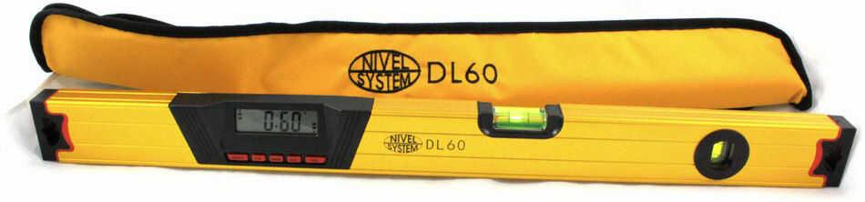 Poziomica Nivel System DL60