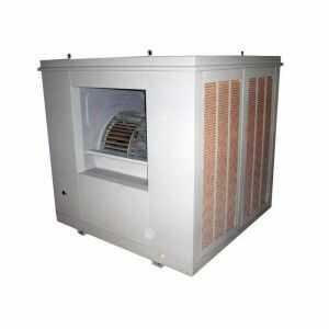 Klimatyzator ewaporacyjny Hitexa Royal HIT40-KB31E z bocznym wylotem powietrza