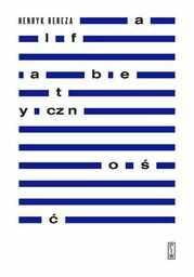 Alfabetyczność - Ebook.
