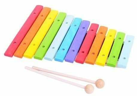 Drewniany ksylofon