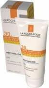 La Roche-Posay Anthelios mleczko do opalania do skóry wrażliwej SPF 30 100 ml