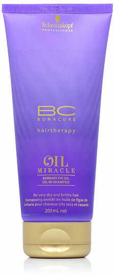 Schwarzkopf BC Oil Miracle Barbary Fig Oil Szampon odbudowujący 200 ml