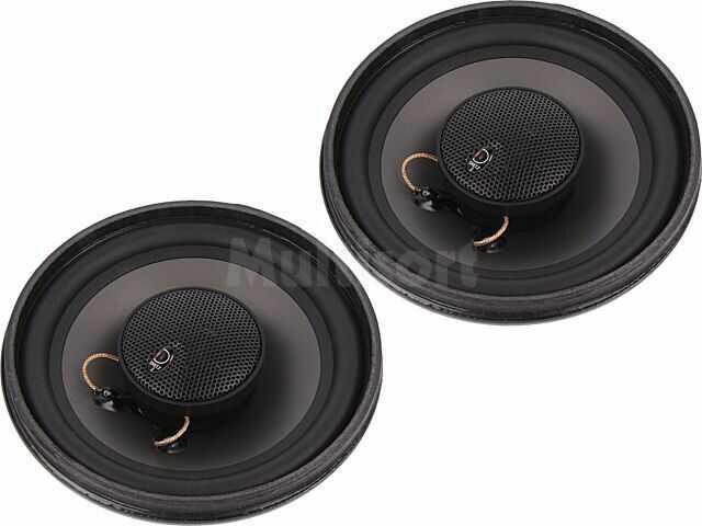 Głośniki samochodowe dwudrożne DIETZ 120mm 80W 97 20000Hz 4Ohm