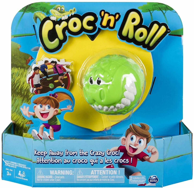 """Games 6044750"""" Croc n Roll akcja i refleks dla dzieci"""