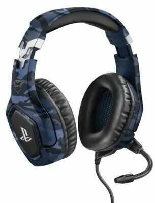 Słuchawki TRUST GXT 488 Forze Niebieski 23532