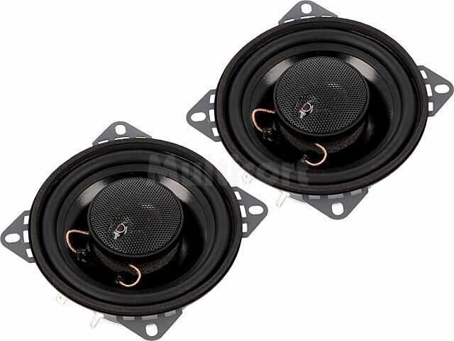 Głośniki samochodowe dwudrożne DIETZ 100mm 80W 80 20000Hz 4Ohm 40mm
