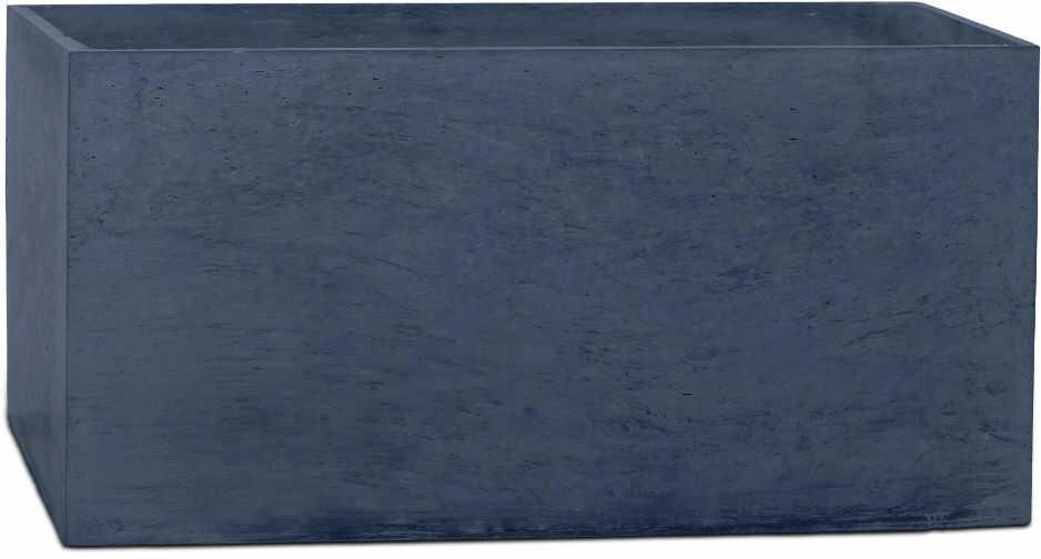 Donica betonowa BOX XL 90x45x45 grafitowy