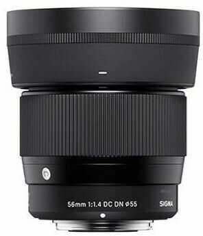 Sigma 56mm f/1.4 C DC DN Sony-E - Kup na Raty - RRSO 0%