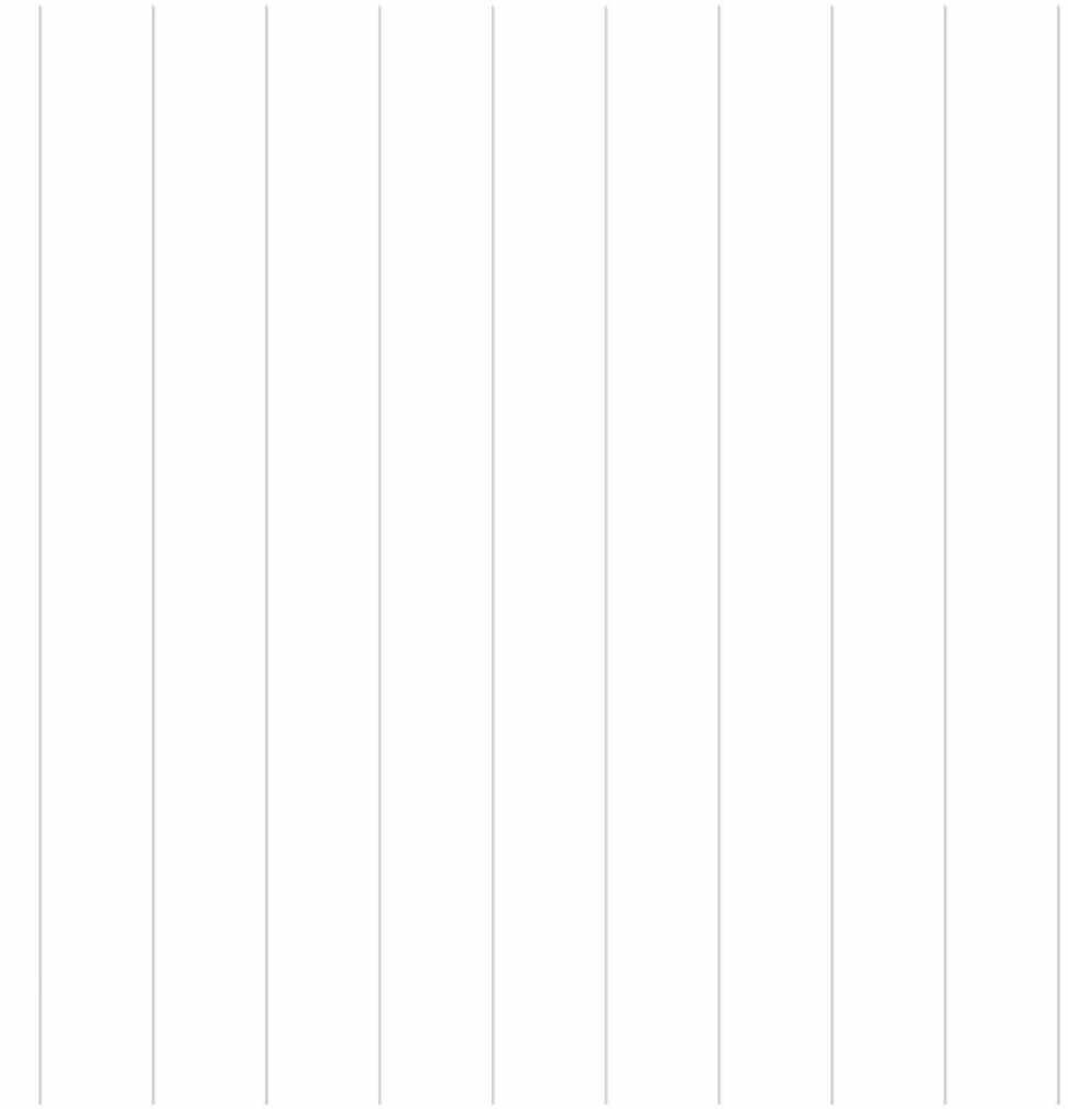 Panel ścienny ECOLINE Biały VOX