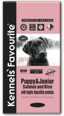 Kennels Favourite Puppy Salmon & Rice 20 kg