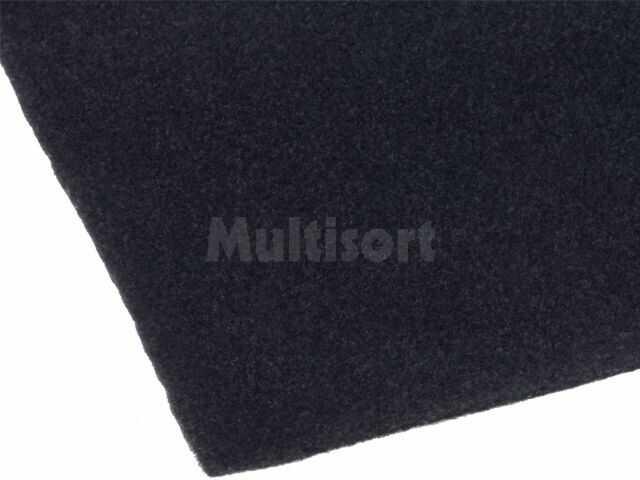 Tkanina obiciowa 4CARMEDIA 1,4x0,7m samoprzylepna czarny