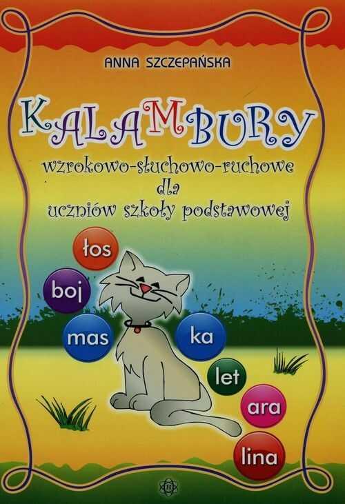 Kalambury wzrokowo słuchowo ruchowe dla uczniów szkoły podstawowej