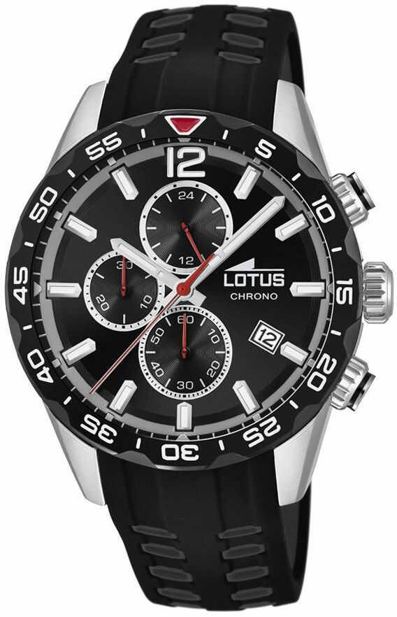 Zegarek Lotus L18590-4 - CENA DO NEGOCJACJI - DOSTAWA DHL GRATIS, KUPUJ BEZ RYZYKA - 100 dni na zwrot, możliwość wygrawerowania dowolnego tekstu.