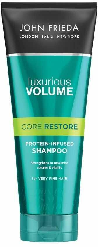 John Frieda Luxurious Volume Core Restore Szampon do włosów nadający objętości 250ml