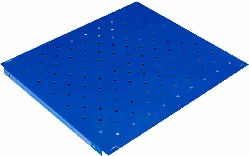 Tablica narzędziowa perforowana TCS 50x43 do szafy warsztatowej Valberg