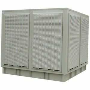 Klimatyzator ewaporacyjny Hitexa Royal HIT50-KD31E z dolnym wylotem powietrza