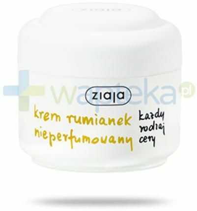 Ziaja Krem rumiankowy nieperfumowany 50 ml