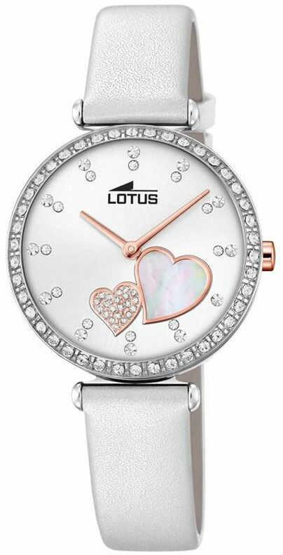 Zegarek Lotus L18618-1 - CENA DO NEGOCJACJI - DOSTAWA DHL GRATIS, KUPUJ BEZ RYZYKA - 100 dni na zwrot, możliwość wygrawerowania dowolnego tekstu.