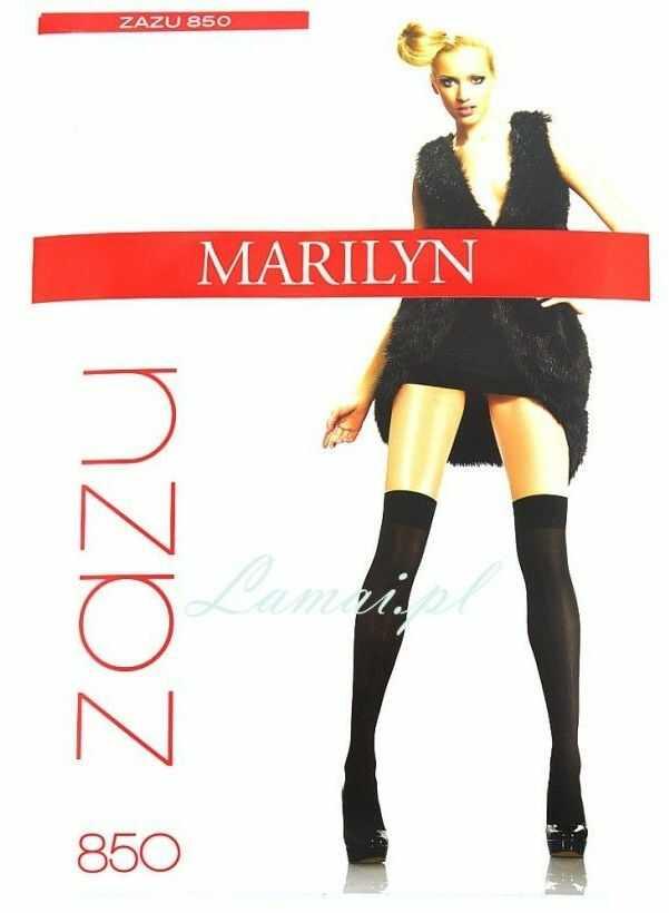 Zazu 850 Marilyn 40 den Zakolanówki