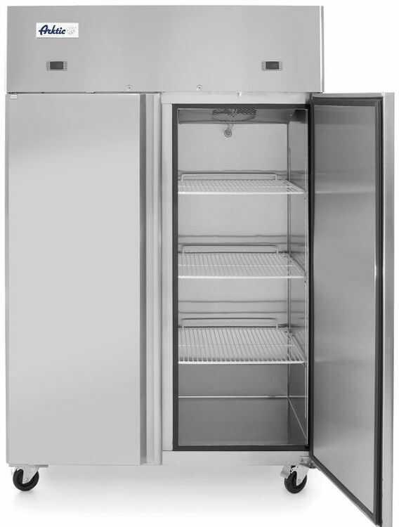Szafa chłodniczo-mroźnicza 2-drzwiowa