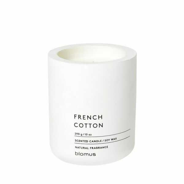 Blomus FRAGA Świeca Zapachowa L - French Cotton