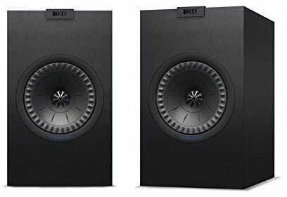 KEF Q150 Kolumny podstawkowe - black +9 sklepów - przyjdź przetestuj lub zamów online+
