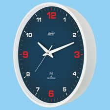 Zegar biały sterowany radiowo #5