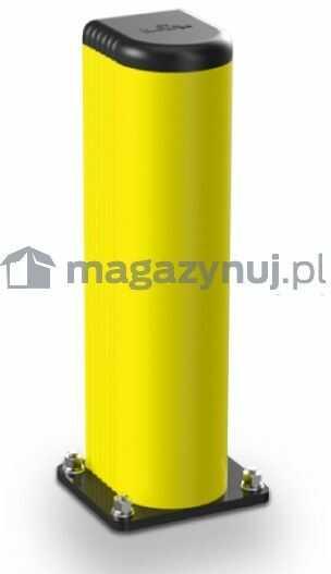 Słupek ochronny z PVC (wysokość 1100 mm)