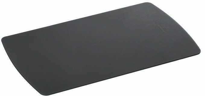Zassenhaus - easy cut plus - deska do krojenia, 25,00 cm, czarna