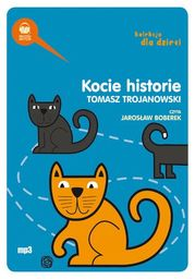 Kocie historie - Audiobook.