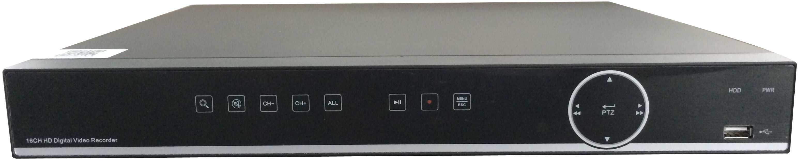 Rejestrator hybrydowy MZ-AHD8016HS