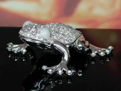 Szkatułka Żaba żabka