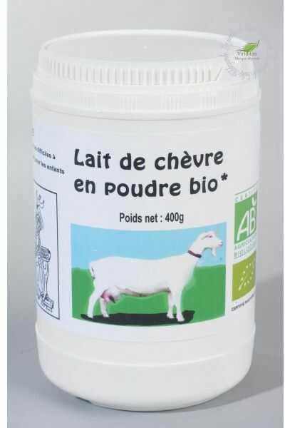 Mleko kozie w proszku 400g Bio*, - LA015
