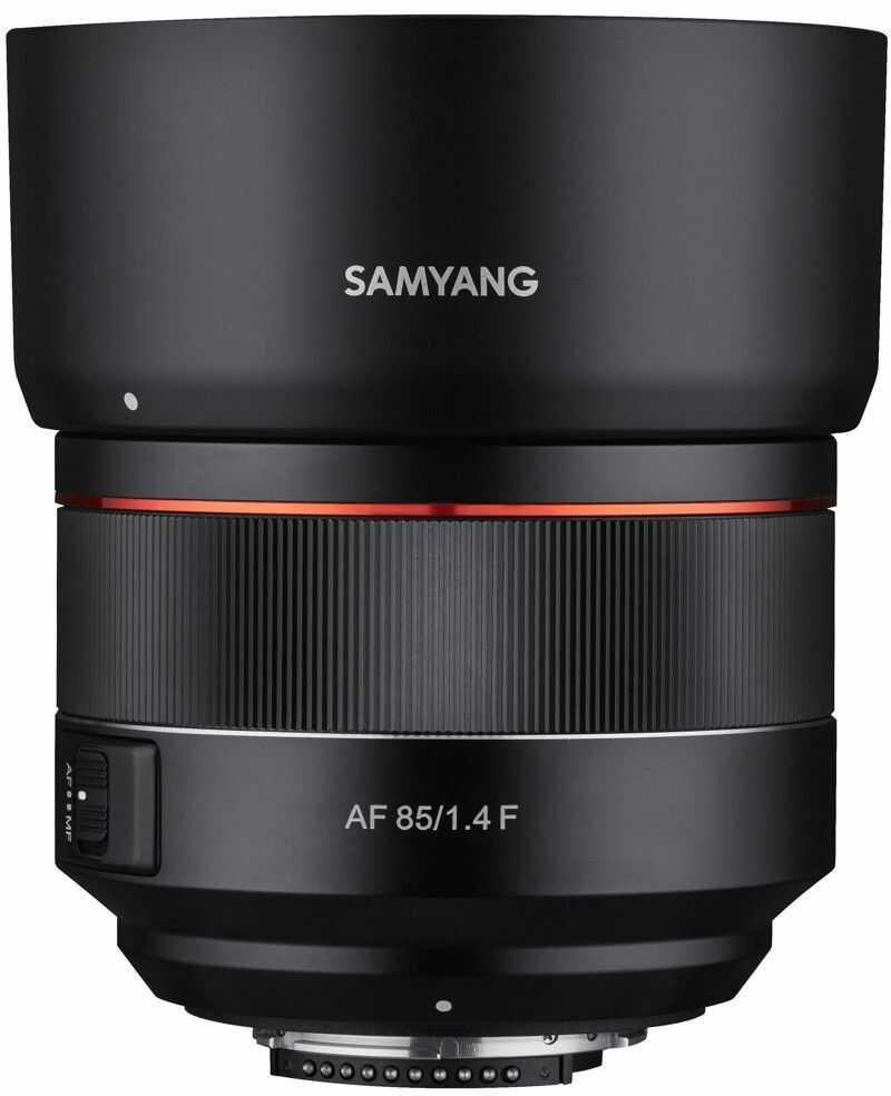 Obiektyw Samyang AF 85mm F1.4 Nikon F