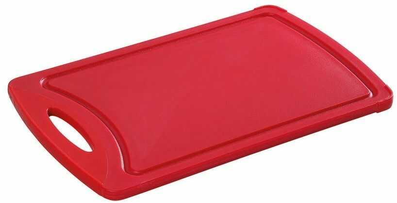 Zassenhaus - deska śniadaniowa, 32,00 cm, czerwona