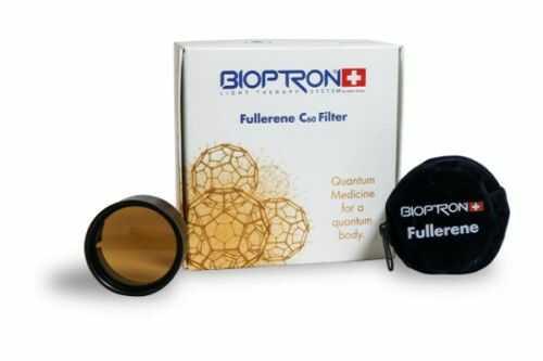 filtr Fulerenowy Bioptron MedAll Ø 5 cm
